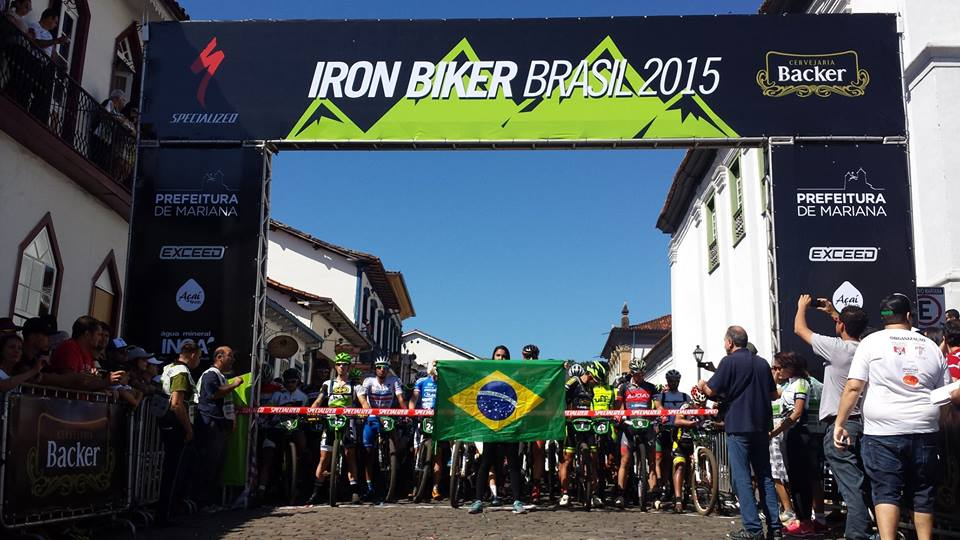 Iron Biker – Resgate Nerea com Deuter