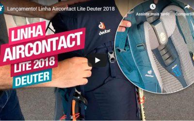 Mochilas Deuter Aircontact 2018